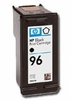 hewlett packard c8767wn (hp 96) empty black inkjet cartridges