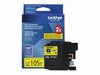 Brother LC105 Yellow Empty Inkjet Cartridge